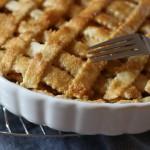 Apple pie - jablkový koláč