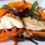 Kuracie s pečenou zeleninou