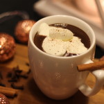Francúzska horúca čokoláda