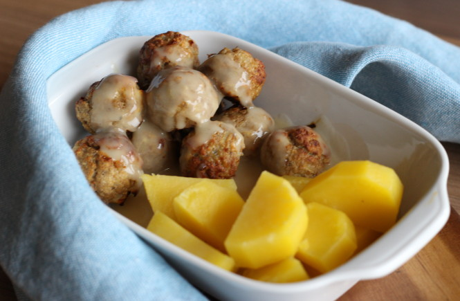 Lihapullat (fínske mäsové guľky)