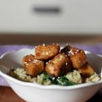 Pečené kuracie kúsky s quinoou