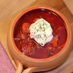 Veggie borscht